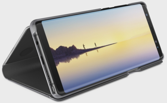 Samsung launches Galaxy Note 8 in New York but with few surprises following leaks