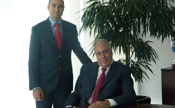 Michele Moretti, CEO Fincons Group and Francesco Moretti, Deputy CEO Fincons Group