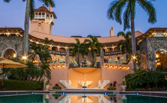 President Trump's Mar-a-Lago resort in Florida