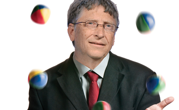Google and Bill Gates want to edit your genome