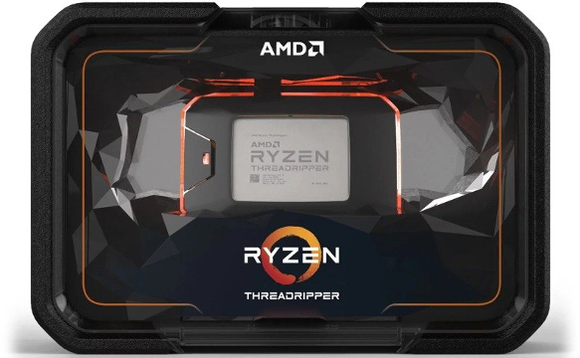 AMD's new Threadripper CPUs also come in some natty new packaging