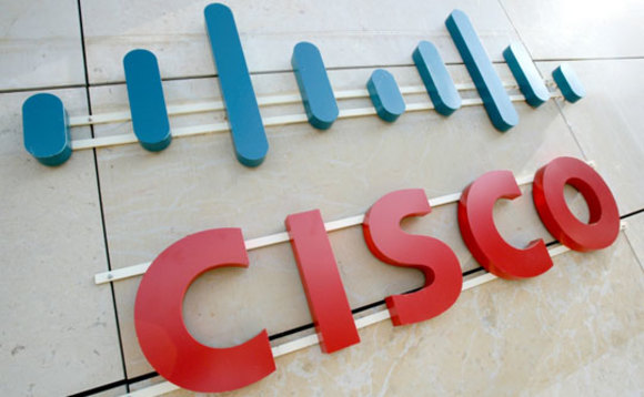 Cisco's quarterly profits rise 44 per cent