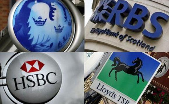 The UK's biggest banks - for the time being