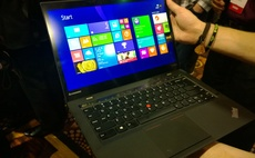Lenovo ThinkPad X1 Carbon Touch interactive guide