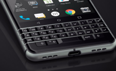 BlackBerry KeyOne lands in the UK
