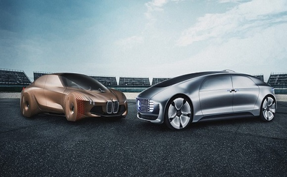 BMW and Daimler to jointly develop self-driving technology