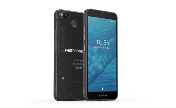 Fairphone 3 - designed to be repaired not replaced