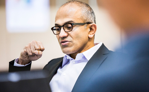 Women! Your 'super power' is to not ask for a raise, says Microsoft CEO Satya Nadella