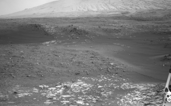 Mars rover Curiosity drives for the first time since September