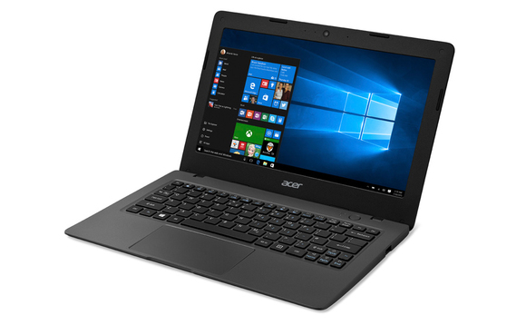 Acer unveils Aspire One Cloudbook range running Windows 10