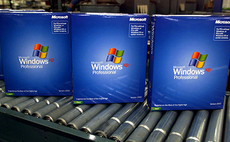 Local authorities still running unsupported Windows XP