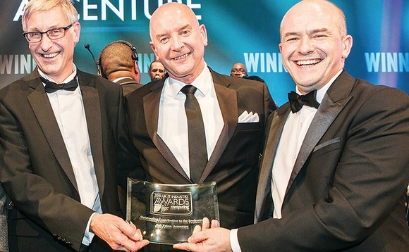 Reflections on the UKIT Awards: Accenture's Bob Paton