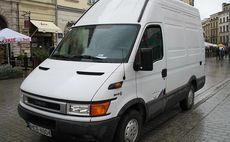 How do you move petabytes of data out of Europe? With a van