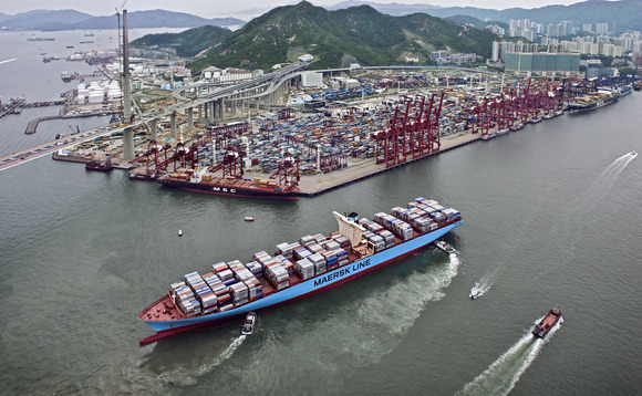 The firms want to boost efficiency across the shipping industry