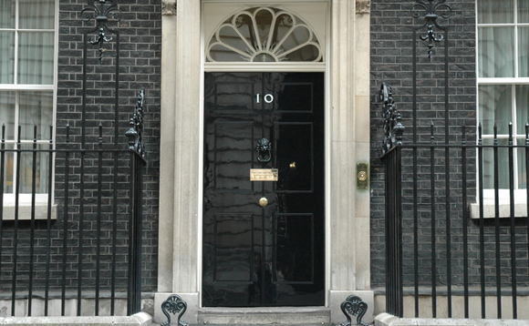 Number 10 is final government office to switch to GOV.UK