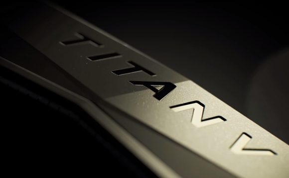 Nvidia reveals Titan V, a $3,000 GPU intended for developing AI applications on PC