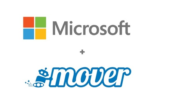 Microsoft has acquired Mover to make it easier for customers to migrate their files and data to Microsoft 365