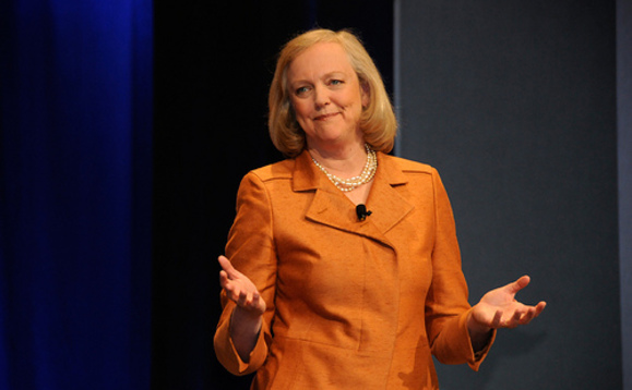 Cloud computing bringing IT industry to 'disruptive' inflection point, says HP's Meg Whitman