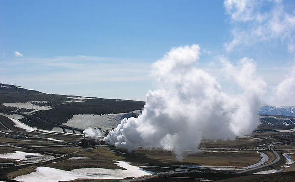 Low-cost electricity generated via geothermal makes Iceland an attractive place for cryptocurrency miners