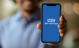 Apple and Google block NHS Covid-19 app update over privacy issues