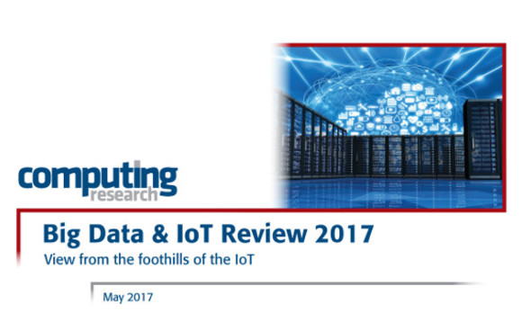 Computing Big Data & IoT Review 2017