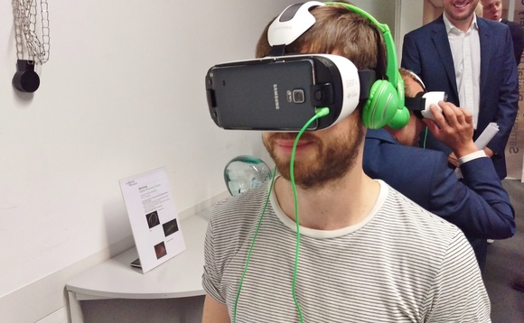 Smartphone-enabled VR headsets will account for most sales