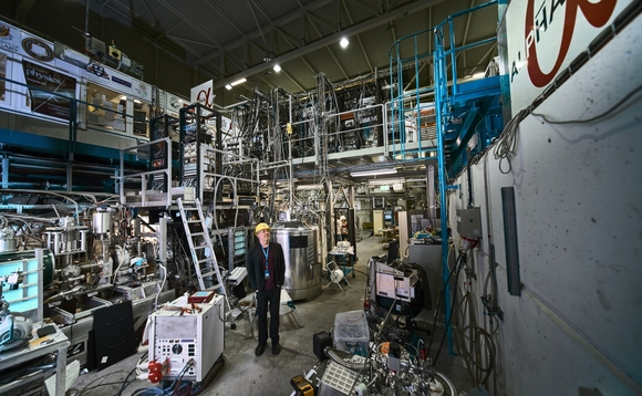 CERN's Alpha project observes hydrogen antimatter in the lab