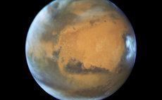 Oxygen could exist on Mars, claim researchers