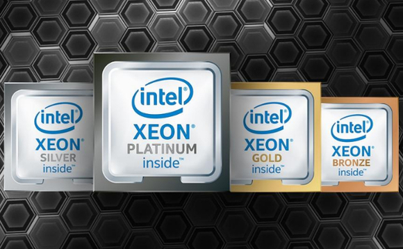 The Intel Xeon family of workstation and server microprocessors