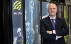 Met Office CIO Charles Ewen