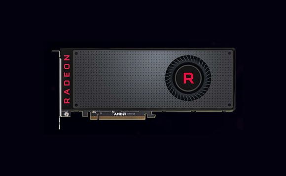 AMD Radeon RX Vega 64 graphics card