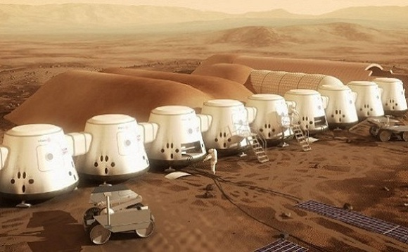 Mars One planned to establish a permanent colony on Mars by 2027