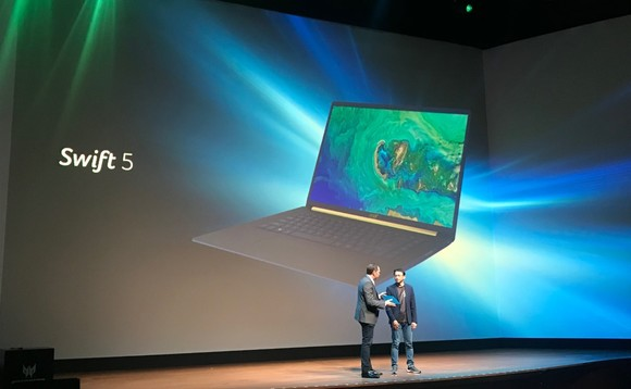 Acer unveils raft of fresh laptops and Chromebook devices