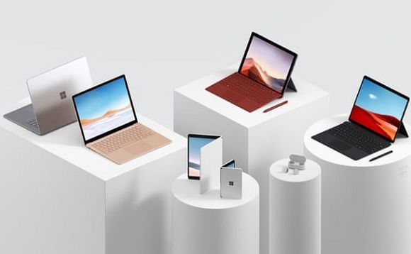 Microsoft announced six new Surface-branded devices on 2nd October