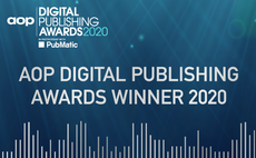 Computing's publisher wins three major digital awards