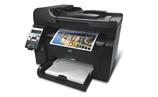 First Look: HP LaserJet Pro 100 colour multi-function printer M175nw