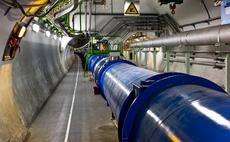 Everyday IT keeps the LHC at Cern on track