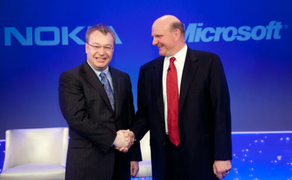 Microsoft buys Nokia mobile unit and grabs patent licence for €5.44bn