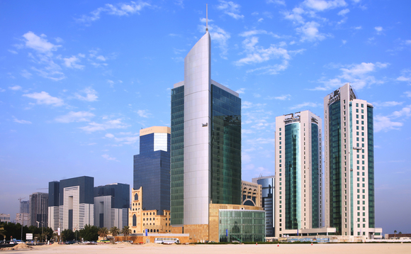 Doha, Qatar - the target of a regional diplomatic dispute