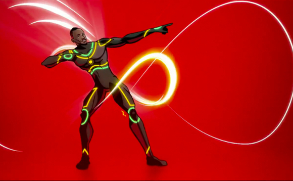 Usain Bolt wouldn't be quite so nippy in real life if he relied on Virgin Media, Which? research indicates