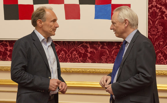 Sir Tim Berners-Lee and Francis Maude welcome new OGP members