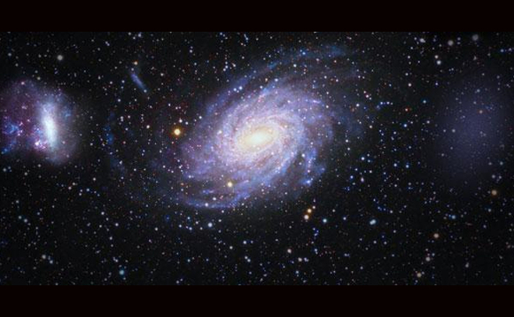 'Ghost' galaxy sitting on the outskirts of the Milky Way found
