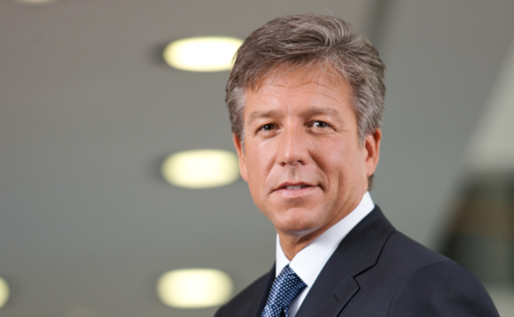 Bill McDermott - the now ex-CEO of SAP