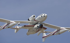 Virgin Galactic could attempt test flight of SpaceShipTwo today