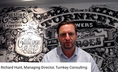 Interview: Richard Hunt, Turnkey