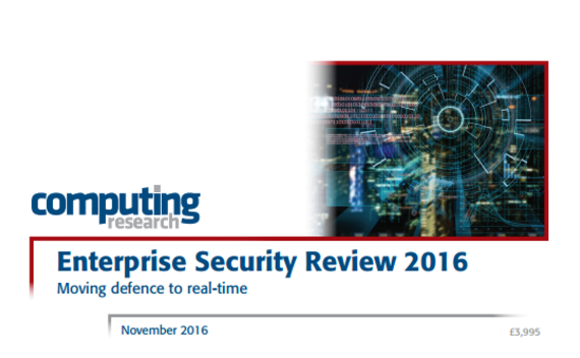 Computing Enterprise Security Review 2016