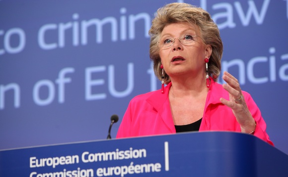 Prism is a concern for Viviane Reding