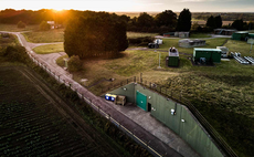 The Bunker and IBM protect data by spreading it across the UK