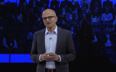 Office 365 or bust: Satya Nadella bangs drum for all-cloud future at Partners 016