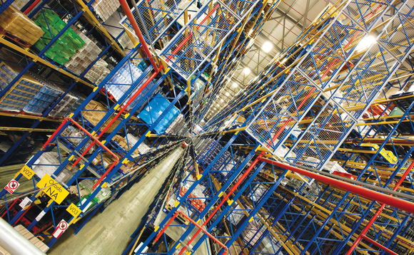 The 'co-bot' will work alongside technicians in Ocado's highly automated warehouses
